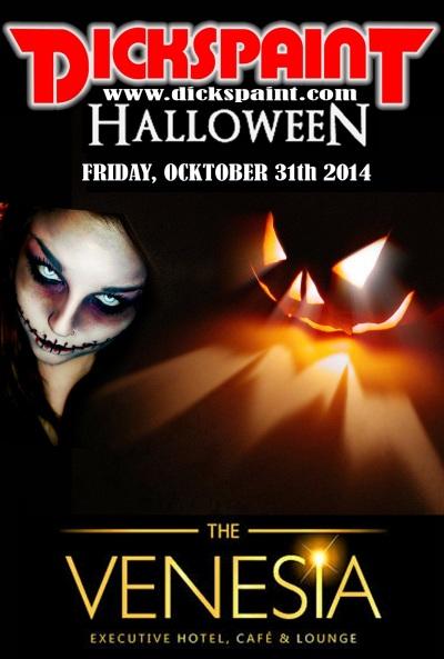 facepainting halloween party jakrta