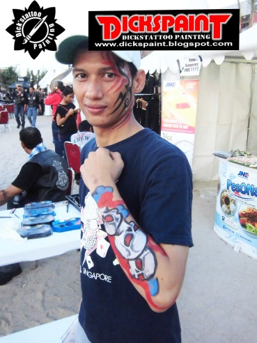 harley davidson day temporary tattoo 16