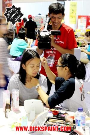 Face Painting Dickspaint Jakarta