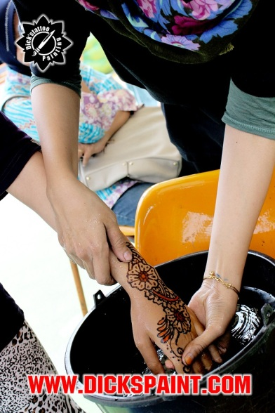 henna tattoo temporary jungle bogor