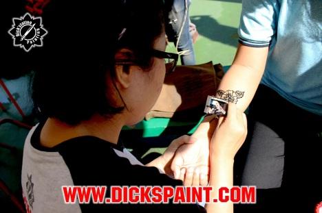 henna tattoo temporary genting bogor