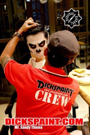 Make Up Skeleton Jakarta