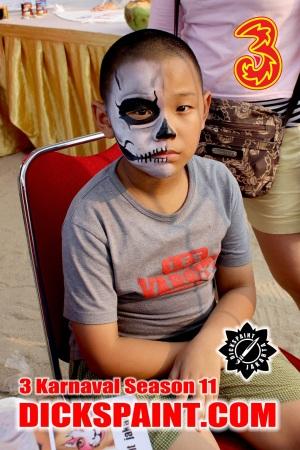 Face Paint Jakarta