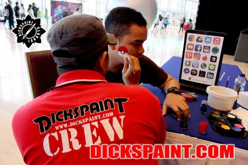 Face Painting Tangerang